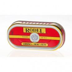 Sardinen in Olivenöl aus dem Hause Rödel (46g)