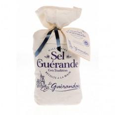Grobes Guérande-Meersalz (750g-Packung)