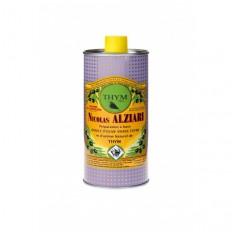 Mit natürlichem Thymianextrakt aromatisiertes Olivenöl für Feinschmecker (0,5l)