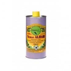 Mit natürlichem Chiliextrakt aromatisiertes Olivenöl für Feinschmecker (0,5l)