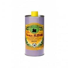 Mit natürlichem Minzextrakt aromatisiertes Olivenöl für Feinschmecker (0,5l)