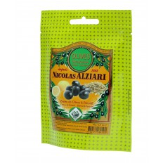 Oliven mit Zitronenzesten und Fenchel 60 g