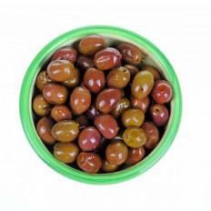 Oliven mit Chili 125 gr