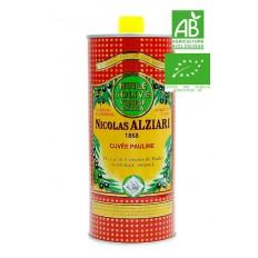 Olivenöl cuvée PAULINE  1 L - Bio*