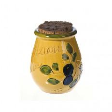 Pot à herbes 10 cm (poterie de Vallauris)