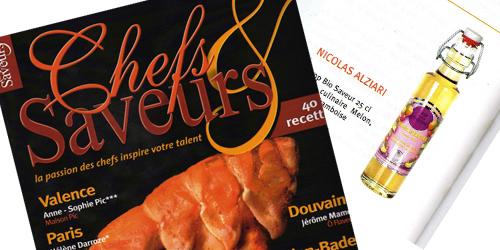Chefs & Saveurs N°38 - Novembre 2013