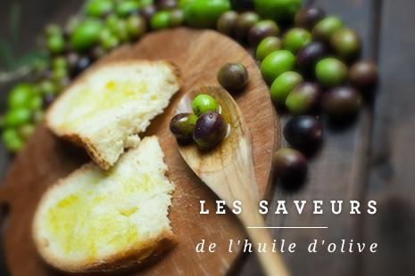Degustation d'huile d'olive