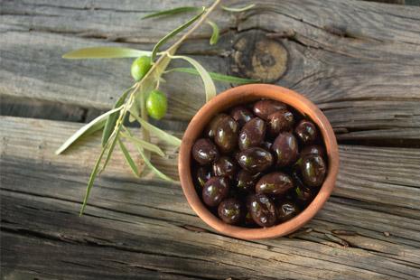 olives confites