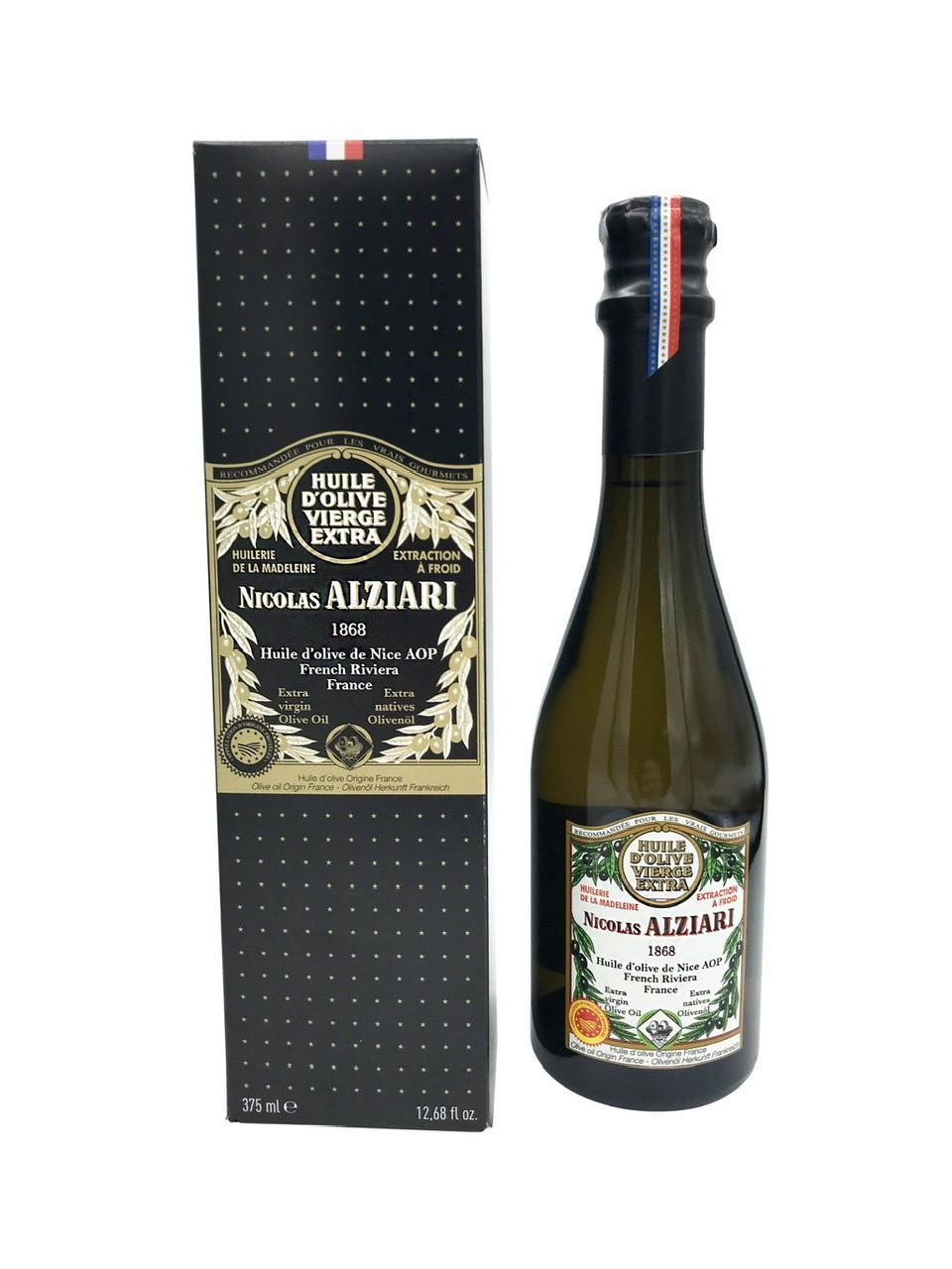 Olivenöl Gub Nizza Verein Flasche 375 Ml (Mit Geschützter Ursprungsbezeichnung Nizza – Frankreich)