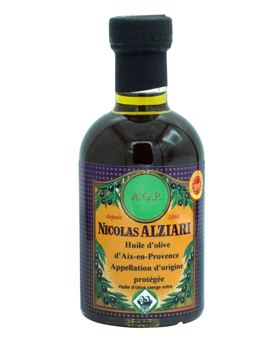 Olivenöl GUB Aix en Provence (mit geschützter Ursprungsbezeichnung Aix en Provence – Frankreich) 200ml