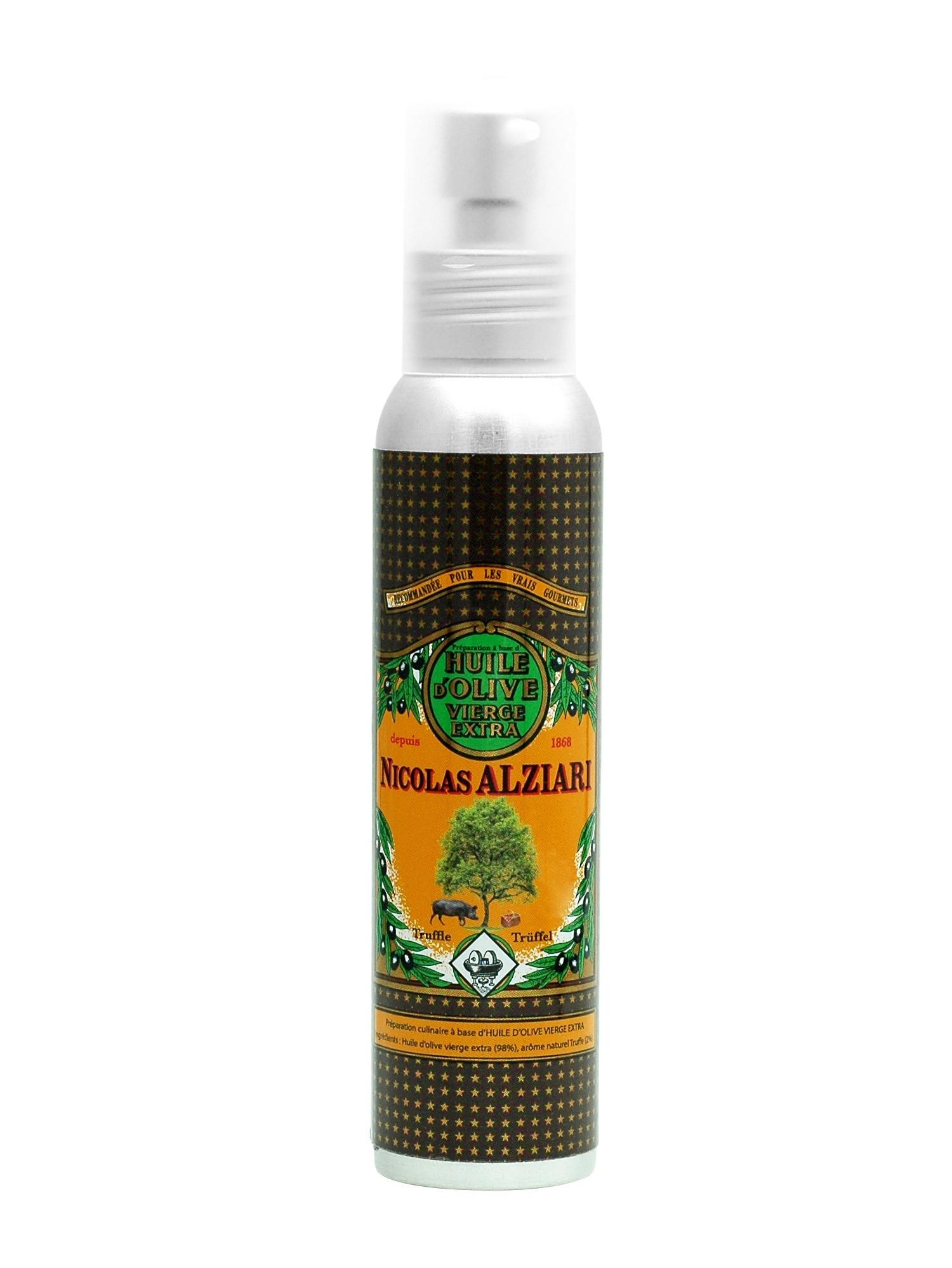 Mit Trüffel aromatisiertes Olivenöl für Feinschmecker (100ml)
