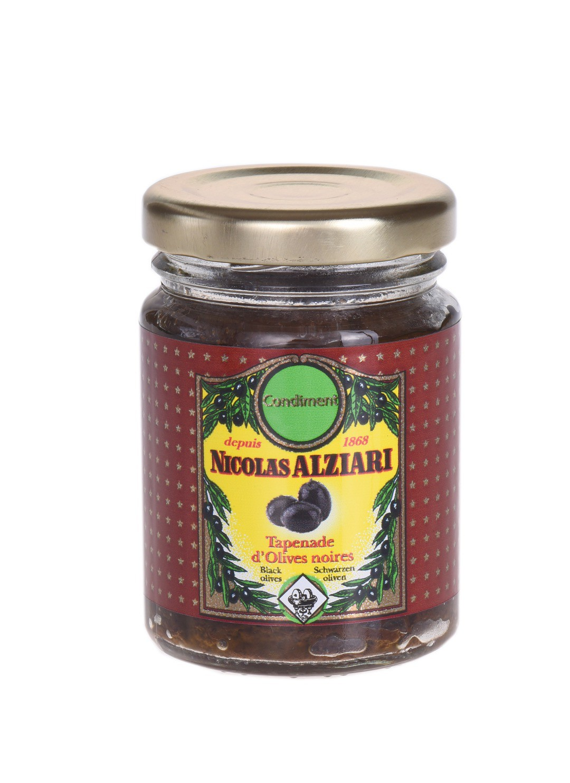 Olivenpaste (schwarze Tapenade - 80g)
