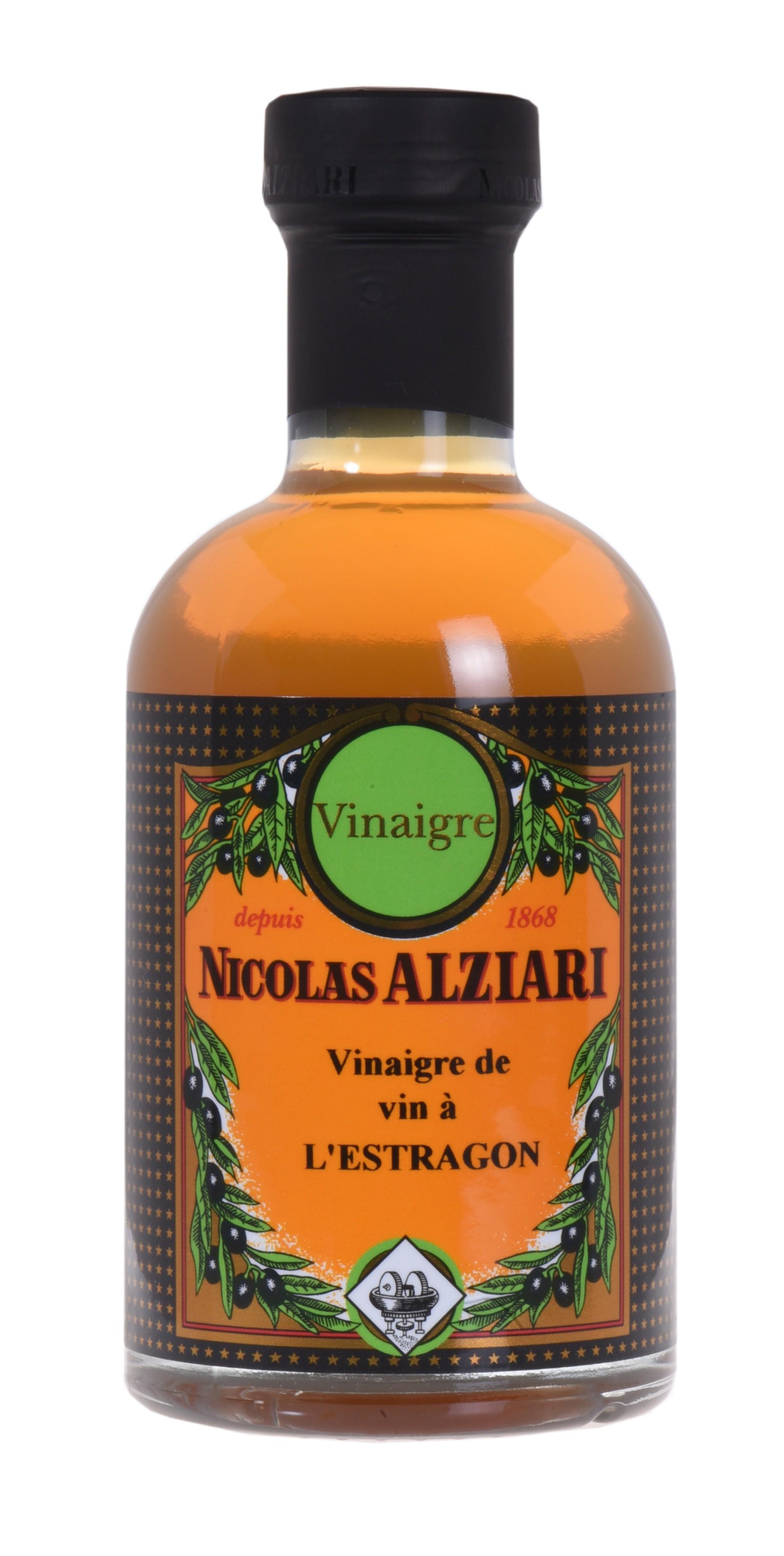 Weißweinessig mit Estragon 200 ml