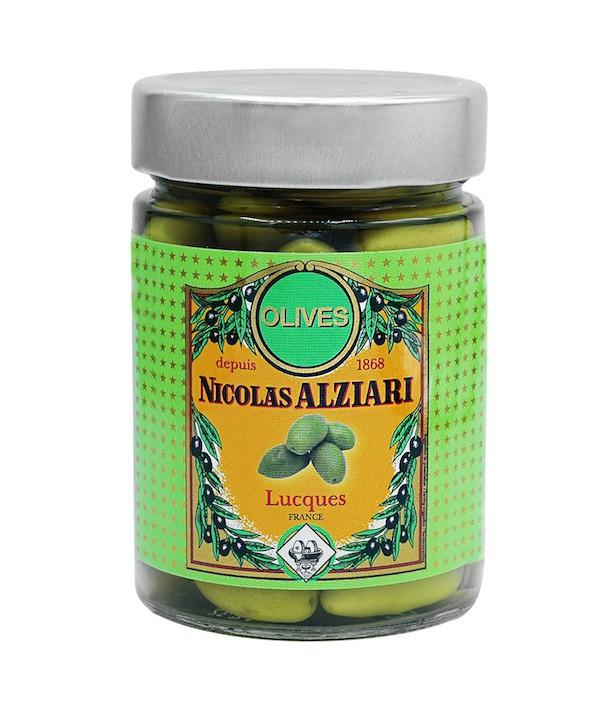 Bocal d'olives Lucques 200 g (France)