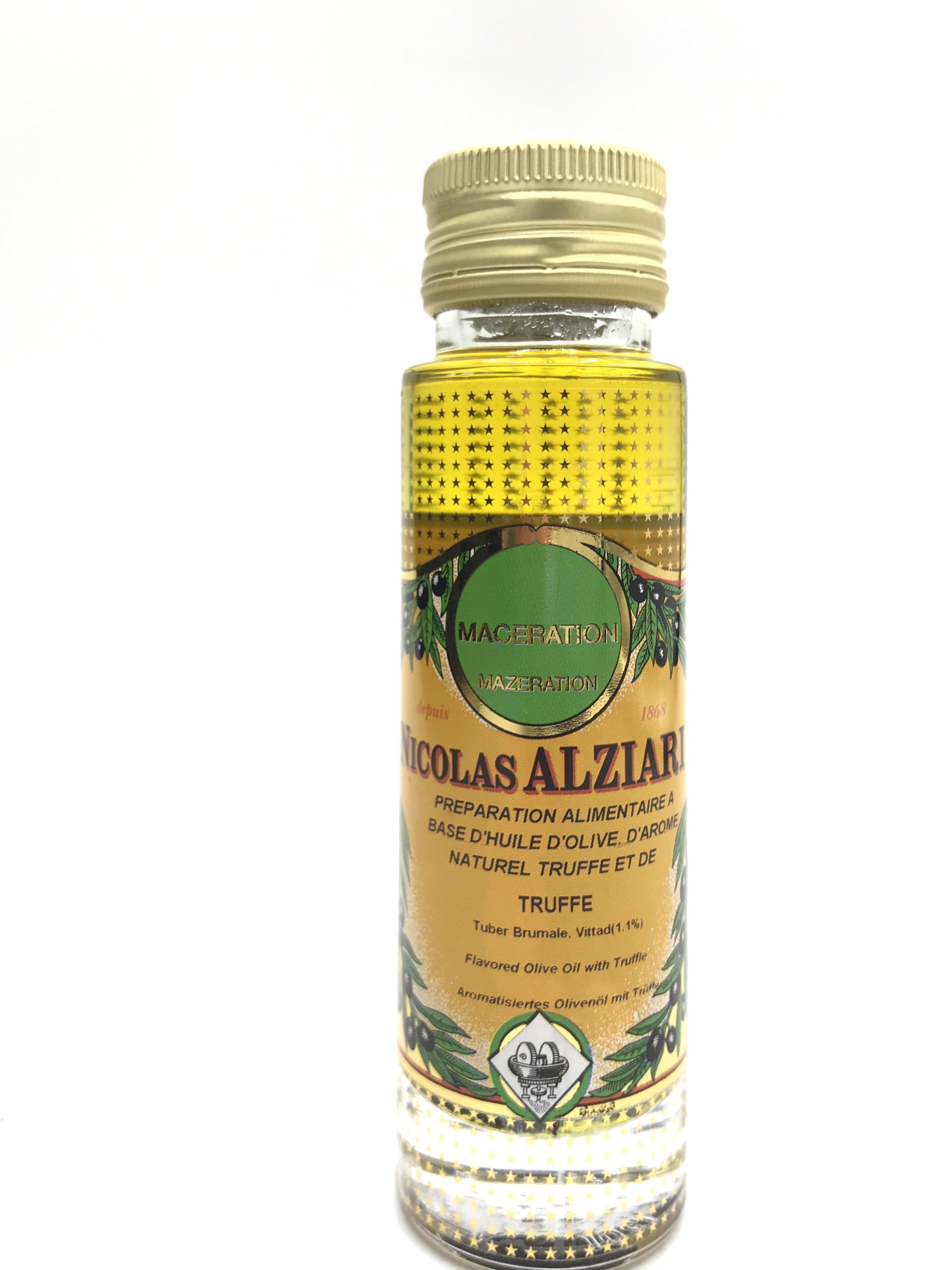 Olivenöl mit Trüffel 100 ml
