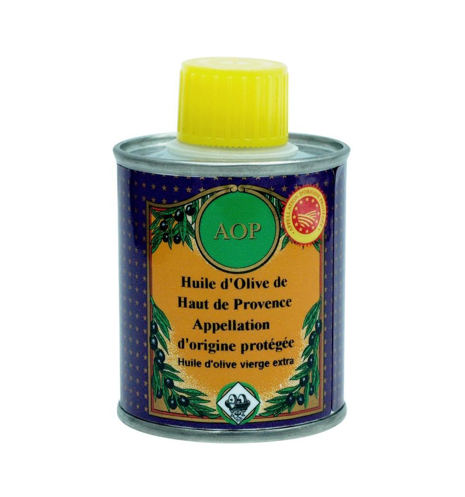 Olivenöl GUB Haute Provence (mit geschützter Ursprungsbezeichnung Haute Provence – Frankreich) 100ml