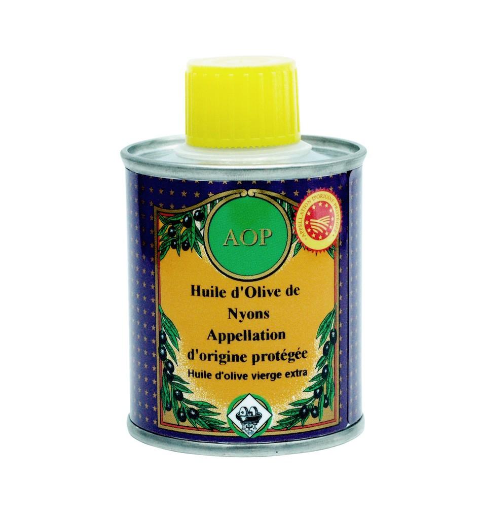 Olivenöl GUB Nyons (mit geschützter Ursprungsbezeichnung Nyons – Frankreich) 100ml