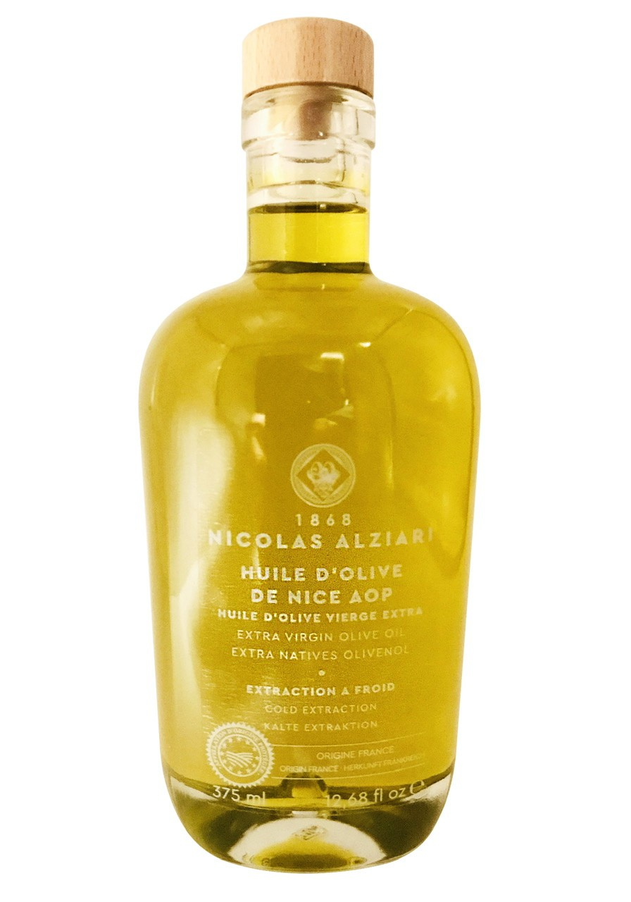 Huile d'olive AOP Nice flacon PURE 375 ml