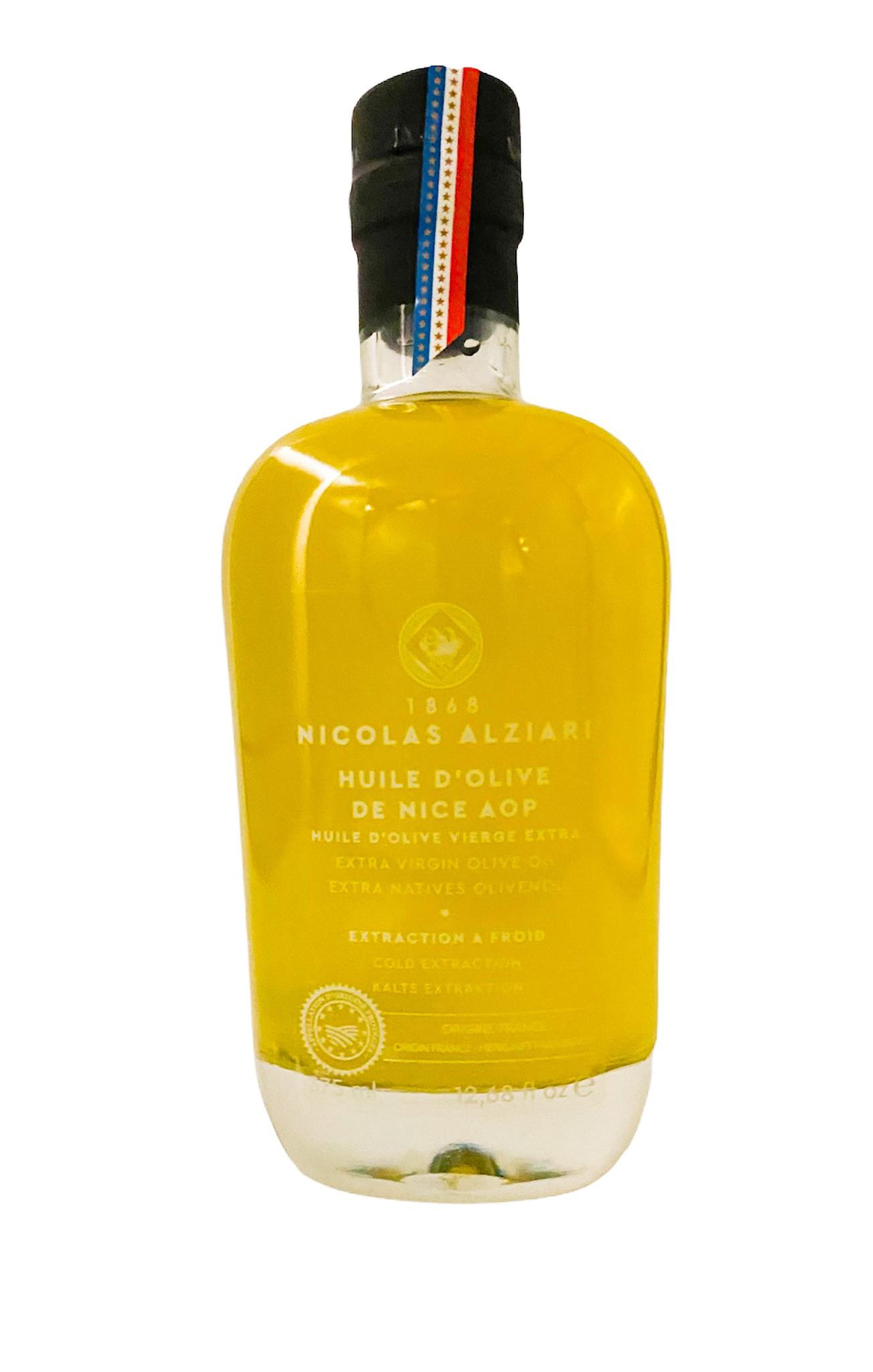 Olivenöl gub Nizza reine Flasche 375 ml (Mit  geschützter Ursprungsbezeichnung Nizza – Frankreich)