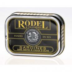 Sardinen in Öl ohne Gräten (115g)