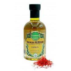 Olivenöl mit Safran 200 ml