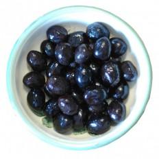 Oliven schwarz Stil Griechenland 60 g