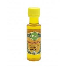 Mit natürlichem Chiliextrakt aromatisiertes Olivenöl für Feinschmecker (25 ml)