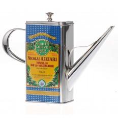 Alziari-Olivenöl-Kännchen
