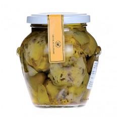 Artischocken in Olivenöl (280g)