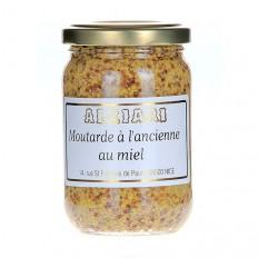 Senf mit Honig verfeinert (210g) – nach altem Rezept