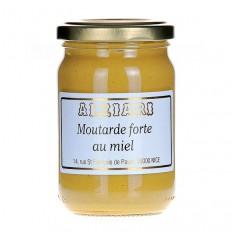 Scharfer Senf mit Honig (210g)
