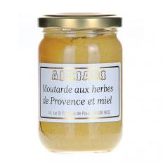 Senf mit Kräutern der Provence (200g)