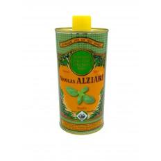 Mit natürlichem Basilikumextrakt aromatisiertes Olivenöl für Feinschmecker (0,5l)