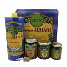 Geschenkbox 'Pure Olive'