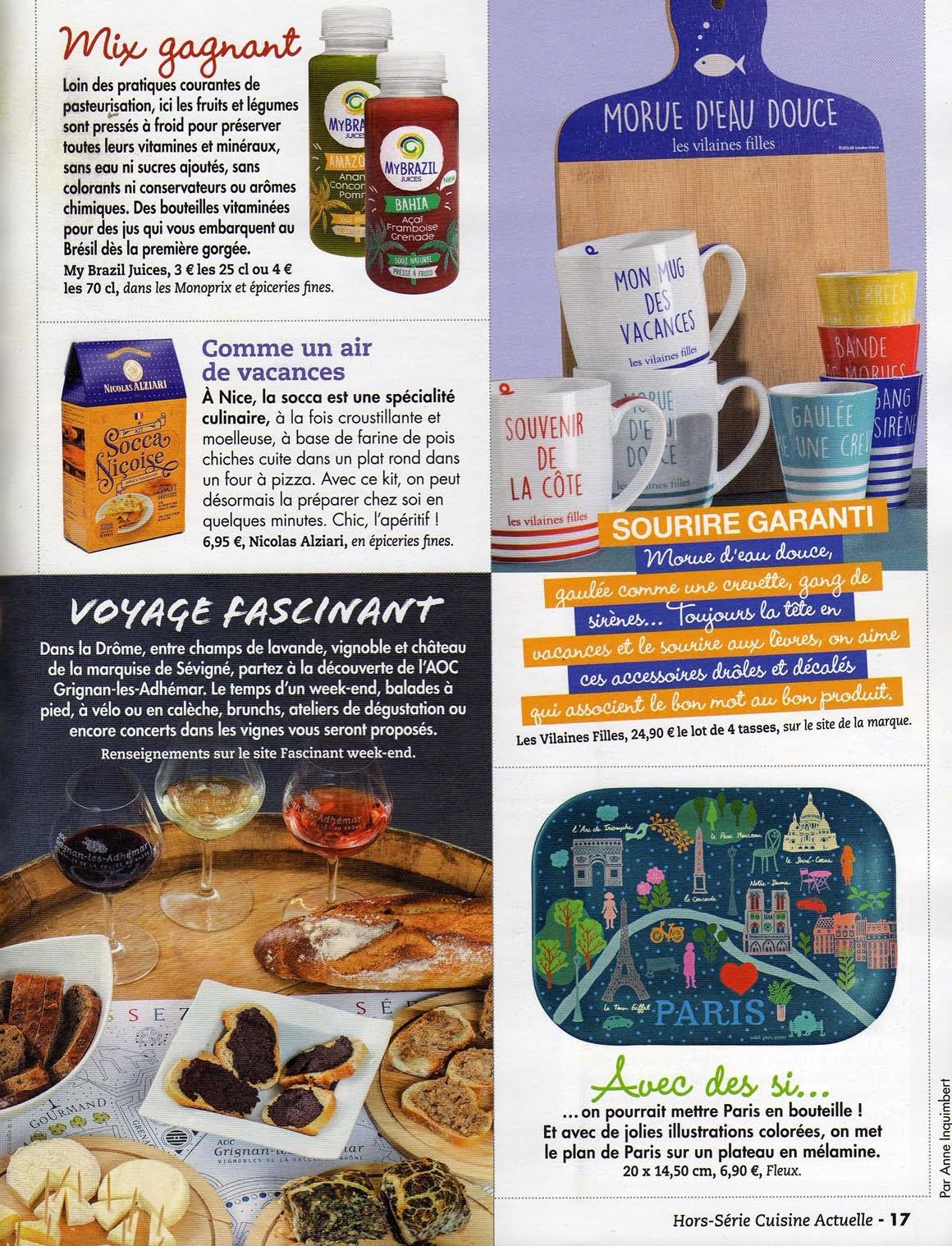 Cuisine actuelle Hors Série automne 2019